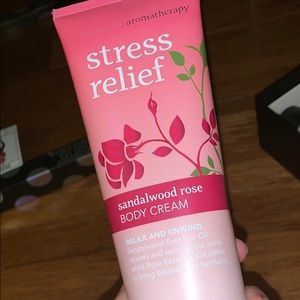 Stress relief lotion!